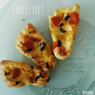 Cheesy Feet