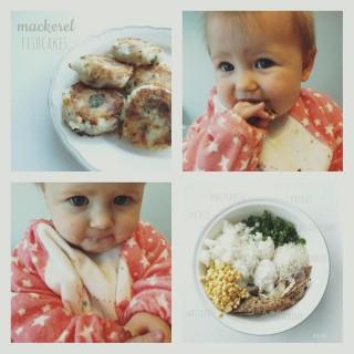 Mackerel Fishcakes