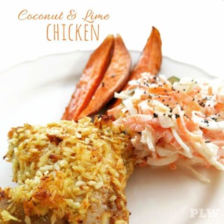 Coconut & Lime Chicken