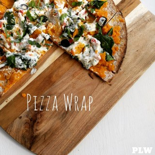 Pizza Wrap