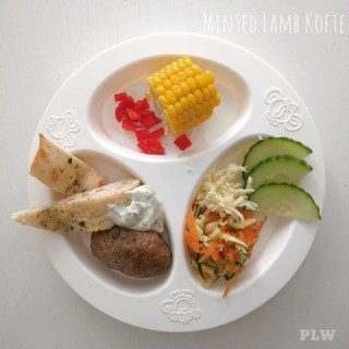 Mozzarella Stuffed Lamb Kofte