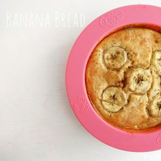 Banana Bread Bowl