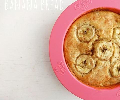 Banana Bread Bowl