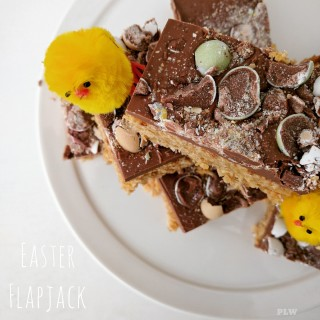 Easter Flapjack